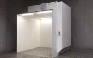 LAF-Kabine-ventilation
