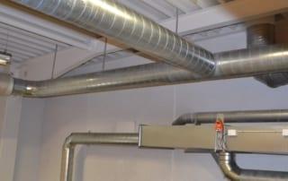 Opsætning af ventilation