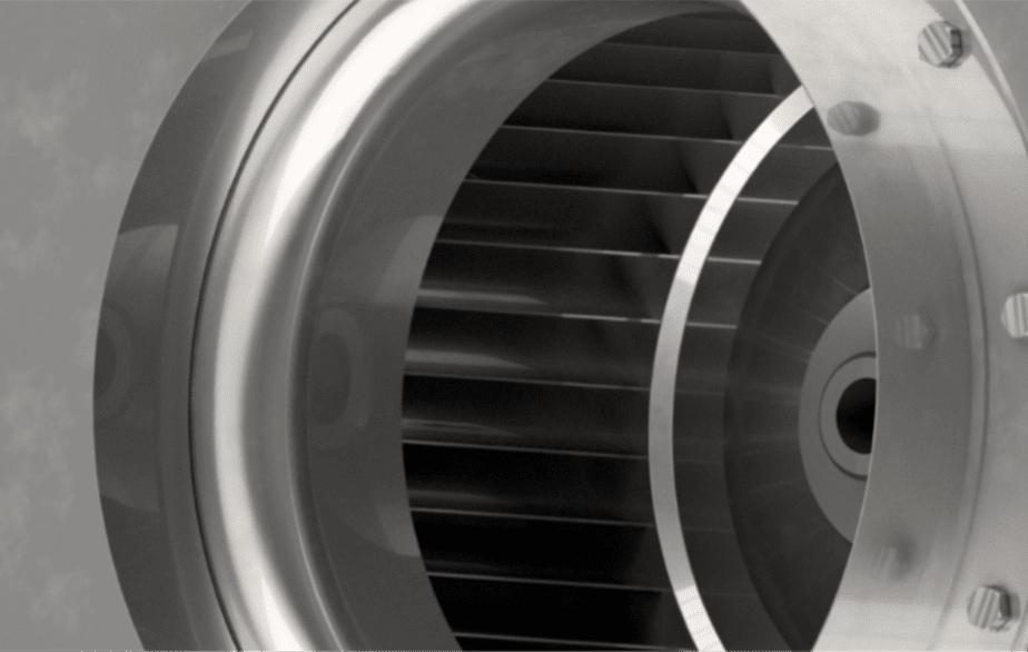Fleoduct Luftteknik Ventilator