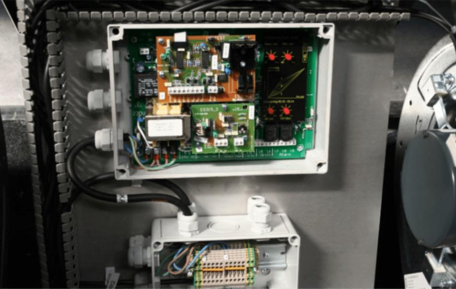 Flexoduct Automatik